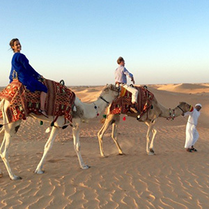 Camels Across The Arabian Desert - Grainger TV