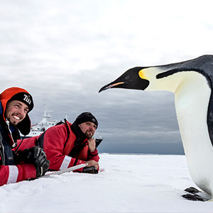 Antarctic Adventure - Grainger TV